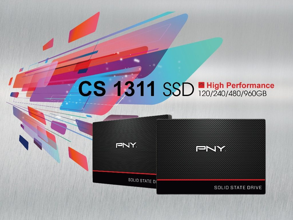 PNY Announces the Budget-friendly CS1311 SSD