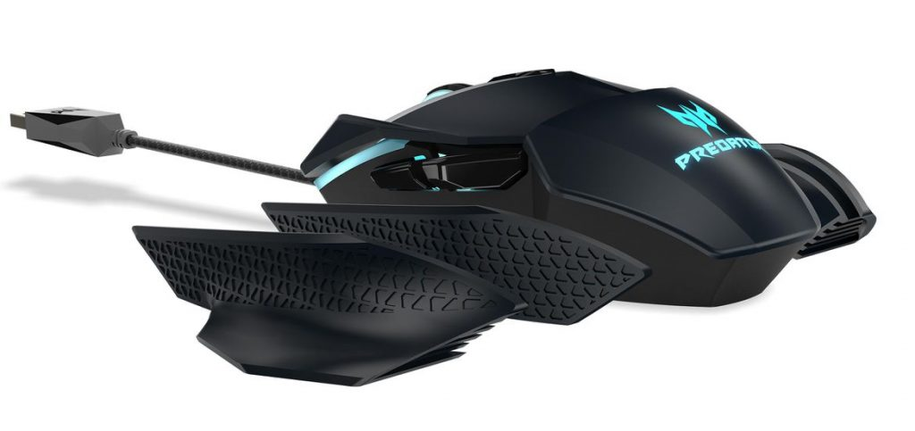 Acer Announces Predator Galea 500 Headset and Cestus 500 Gaming Mouse