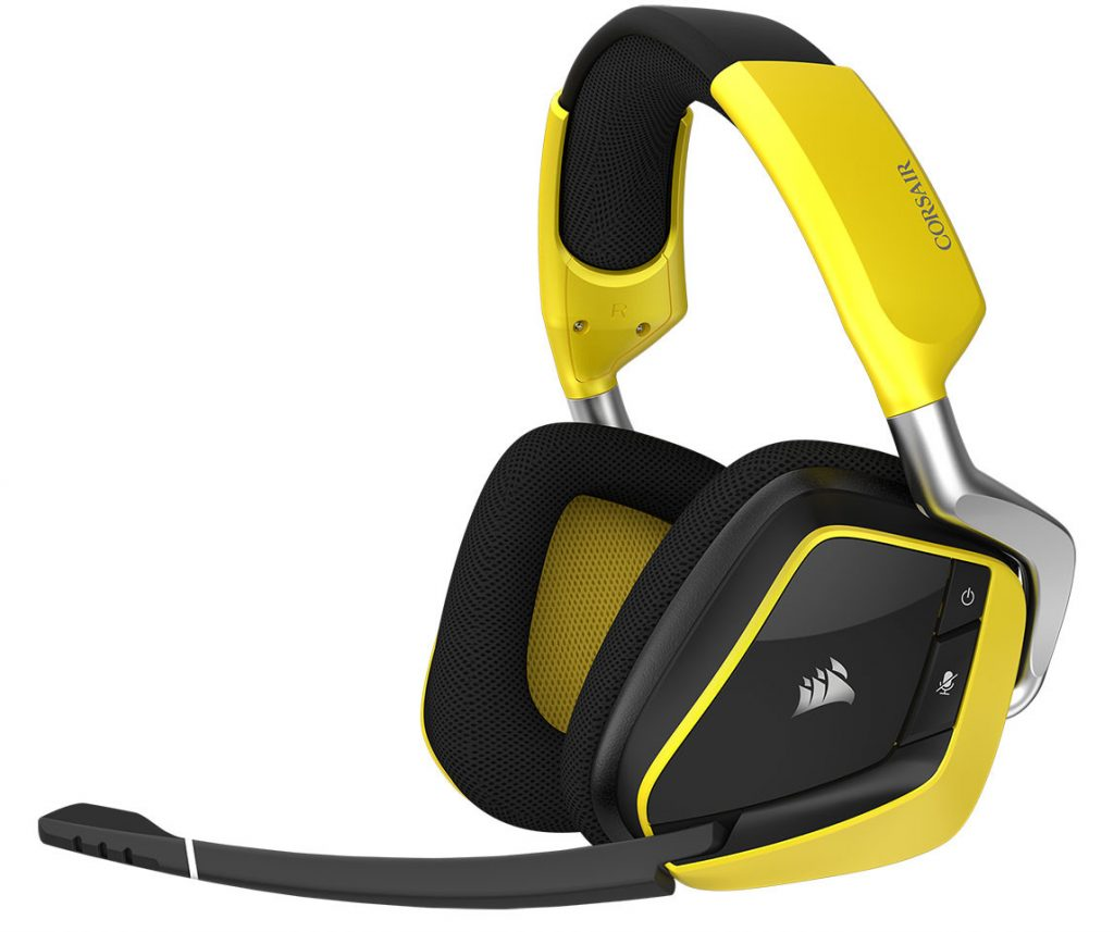 CORSAIR Announces New Lineup of VOID PRO Gaming Headsets