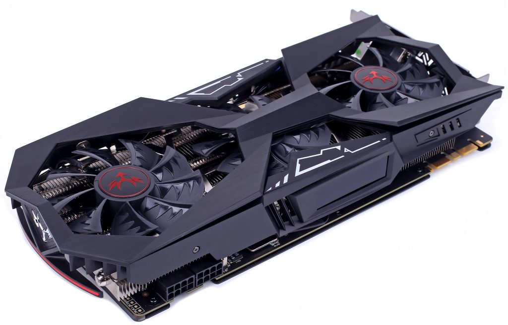 Colorful adds four new cards to its iGame Vulcan X series