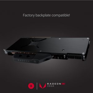 EK Announces Full Cover Water Blocks for AMD Radeon RX Vega