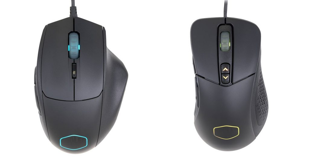 Cooler Master Announces MasterMouse MM520 and MM530 Gaming Mice