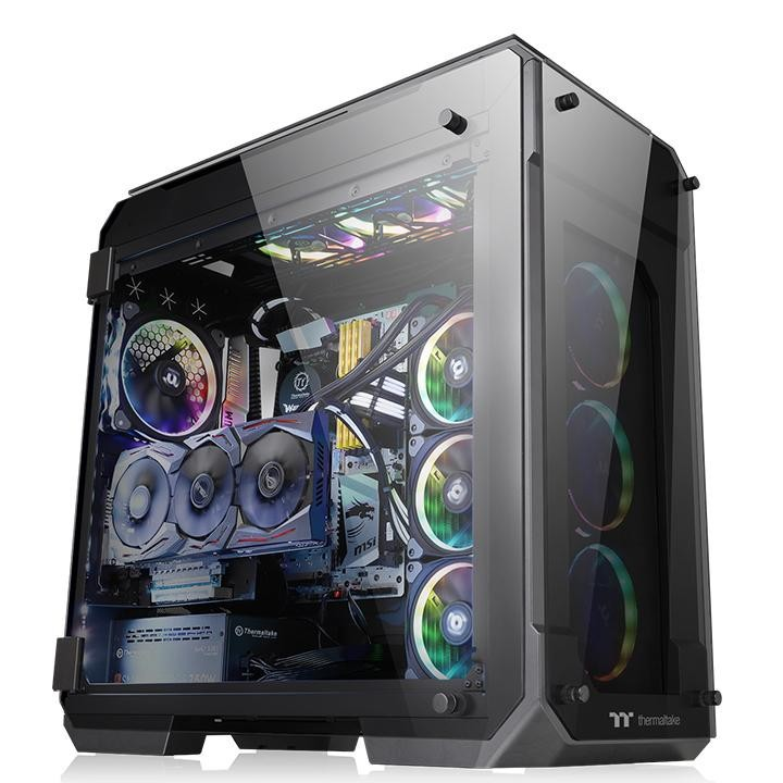 Thermaltake Announces The View 71 Tempered Glass Edition