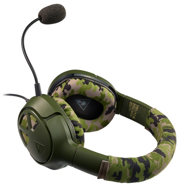 Turtle Beach Announces Recon Camo Gaming Headset