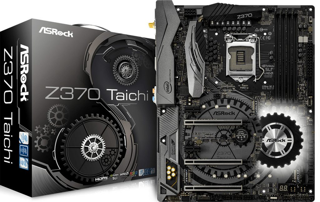 ASRock Announces its Z370 Motherboard Lineup