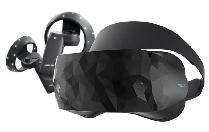 ASUS Unveils HC102 Windows Mixed Reality Headset