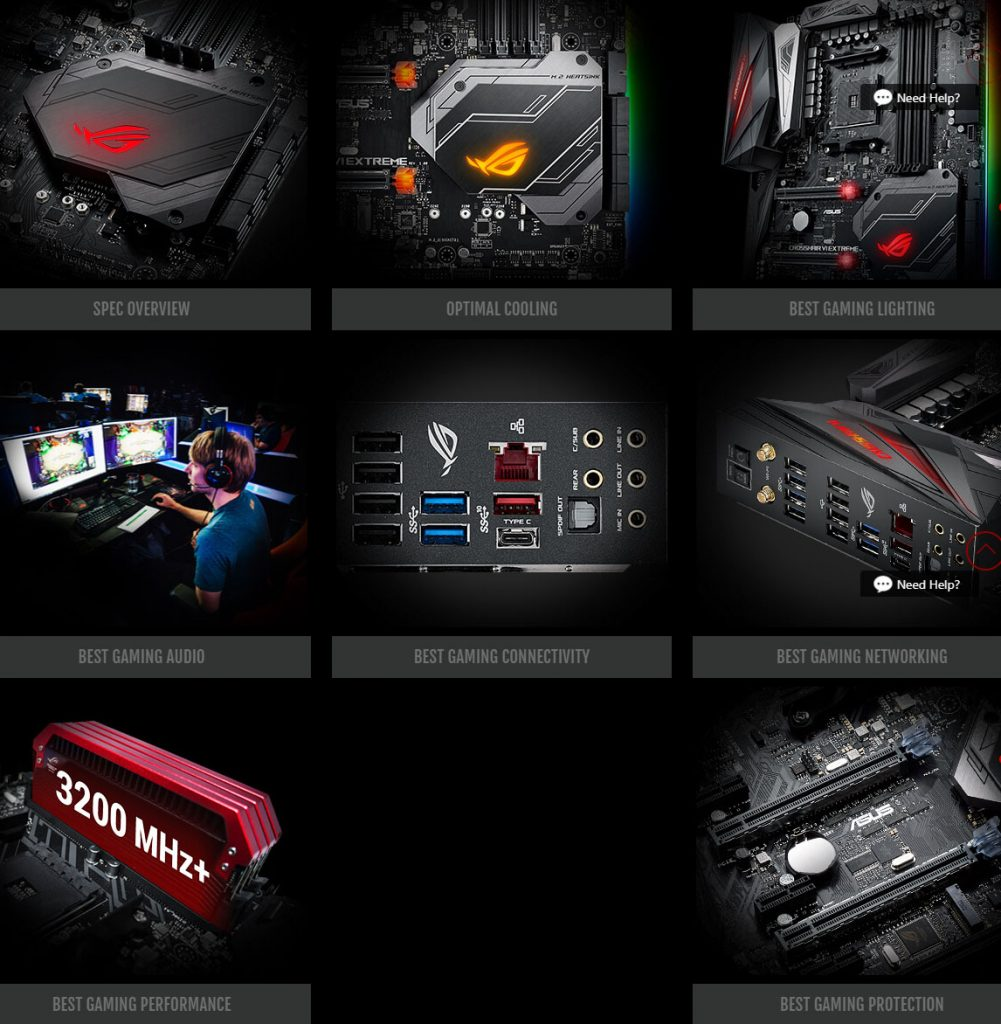 ASUS ROG Crosshair VI Extreme AMD X370 Review