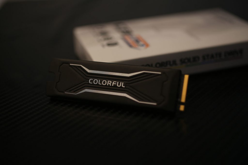 Colorful Announces new PCIe based iGame CN600 and CP600 SSDs