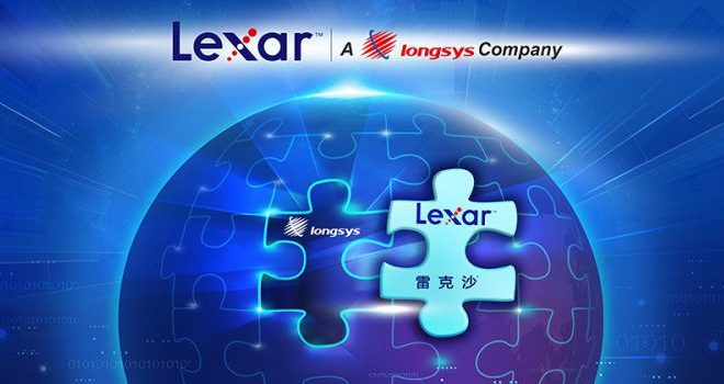 Micron's Lexar Brand acquired by Longsys