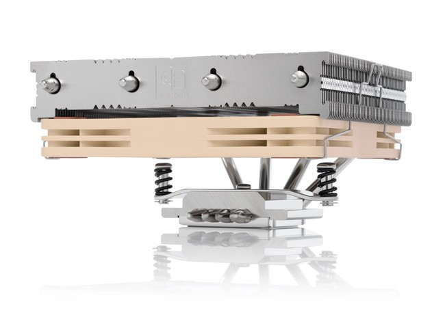 Noctua Adds Two New AM4-compatible Low-profile Coolers