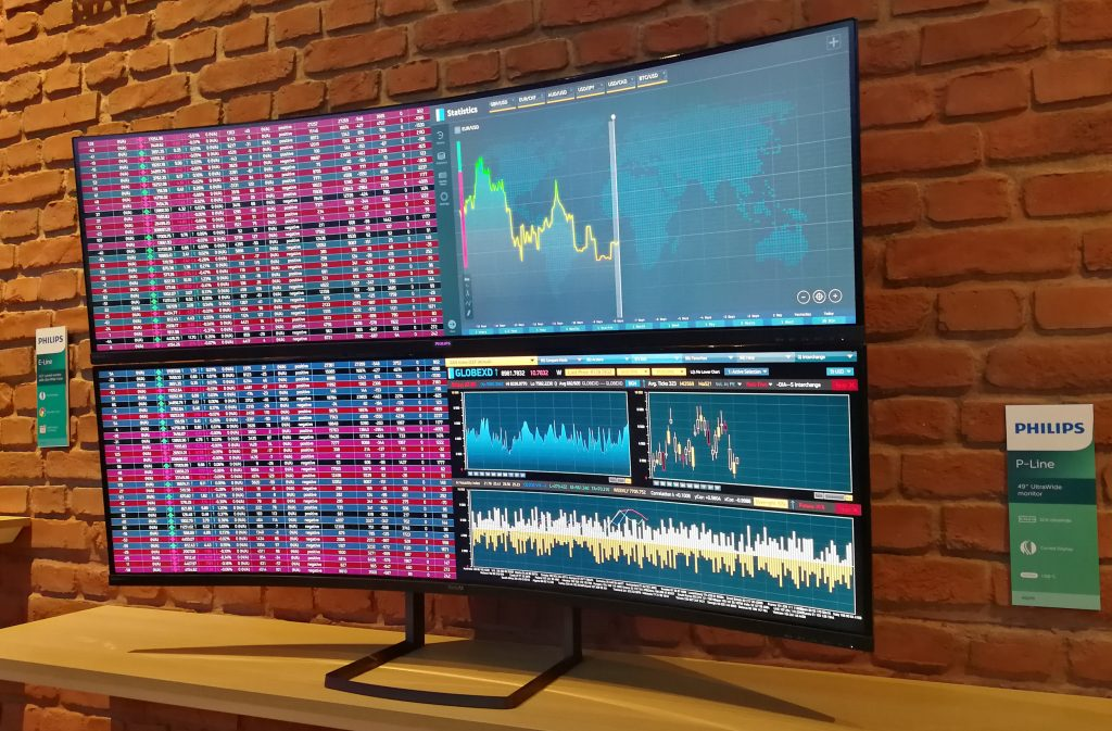 """Philips Intros 492P8 Featuring 49""""-inch Curvature 32:9 Ultra-Wide Monitor"""