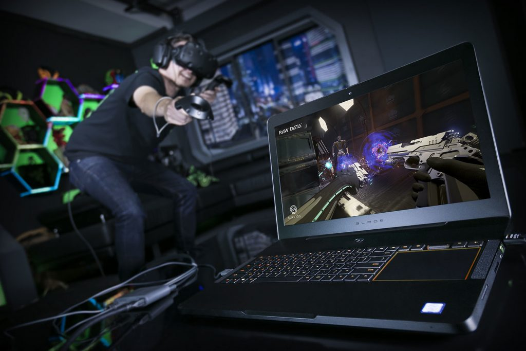 Razer Launches New Blade Pro with NVIDIA GeForce GTX 1060 Graphics