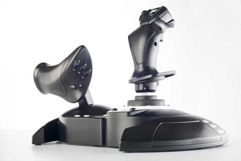 Thrustmaster Launches the T.Flight Hotas One Joystick for PC & Xbox One