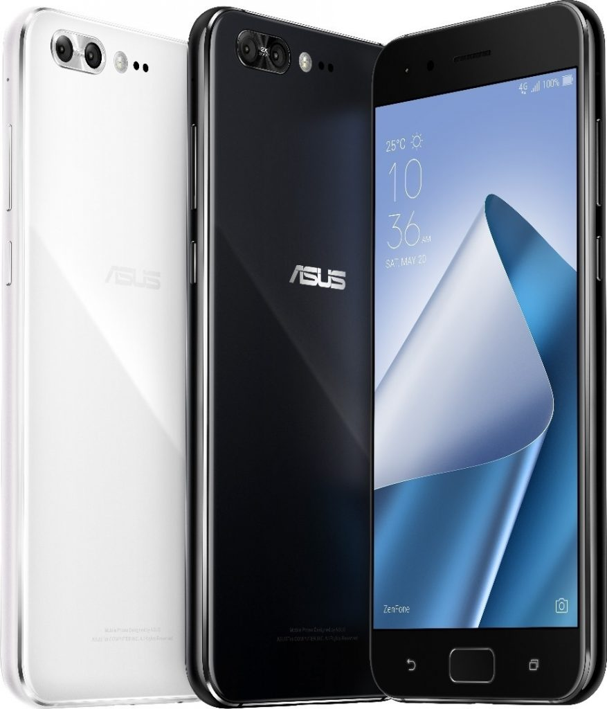 ASUS Announces ZenFone 4 Family in Europe