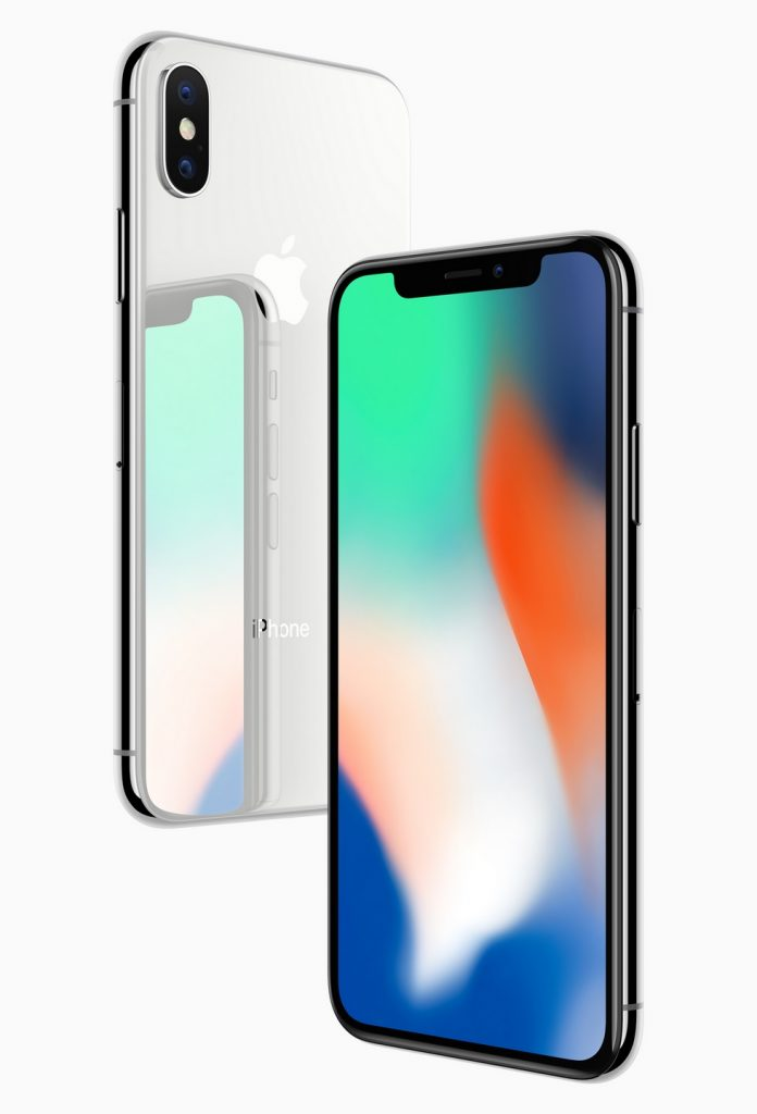 Apple intros the future of smartphone: iPhone X