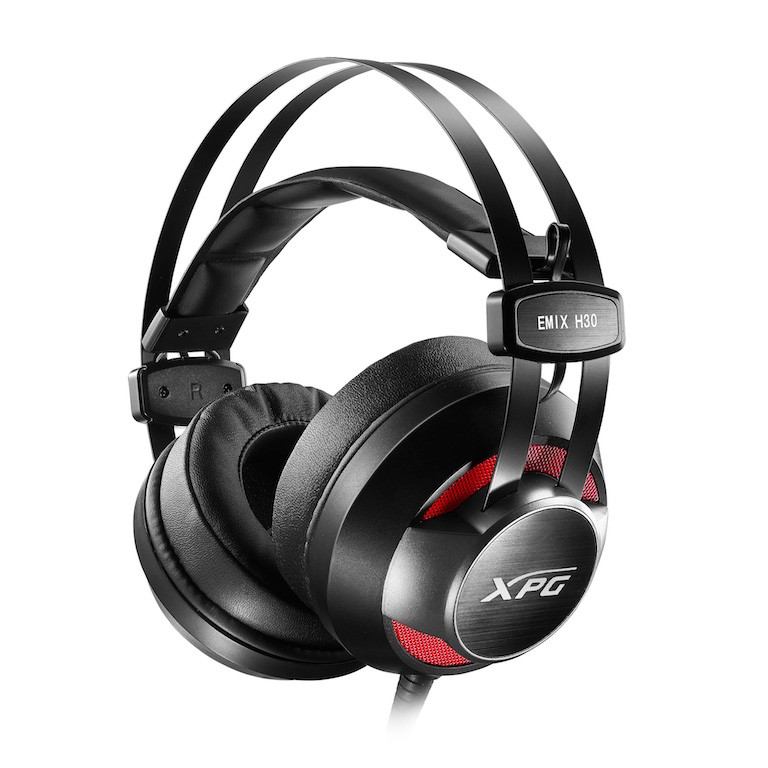 ADATA Launched XPG EMIX H30 and I30 Headsets and SOLOX F30 Amplifier