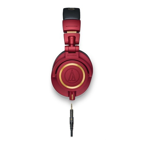 Audio-Technica Intros the Limited-Edition ATH-M50xRD Headphone