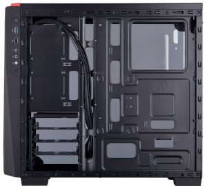 CORSAIR Launches Carbide Series SPEC-04 Tempered Glass Version