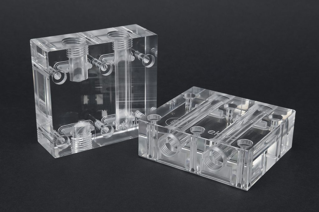 EK Water Blocks Releases X-series FC Terminals for Multiple GPU Connectivity
