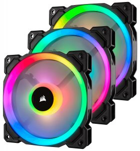 Corsair Announces LL120 and LL140 RGB LED Fans