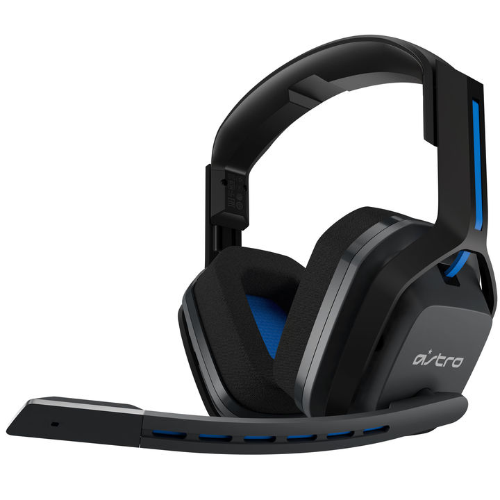 Logitech Announces ASTRO A20 Wireless Gaming Headset