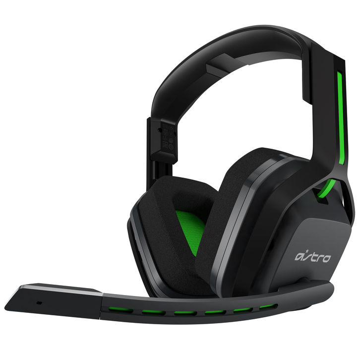 logitech announces astro a20 wireless gaming headset. Black Bedroom Furniture Sets. Home Design Ideas