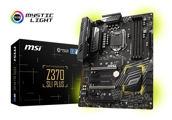 Step Into a New World With New MSI Z370 Motherboards and Intel 8th Gen