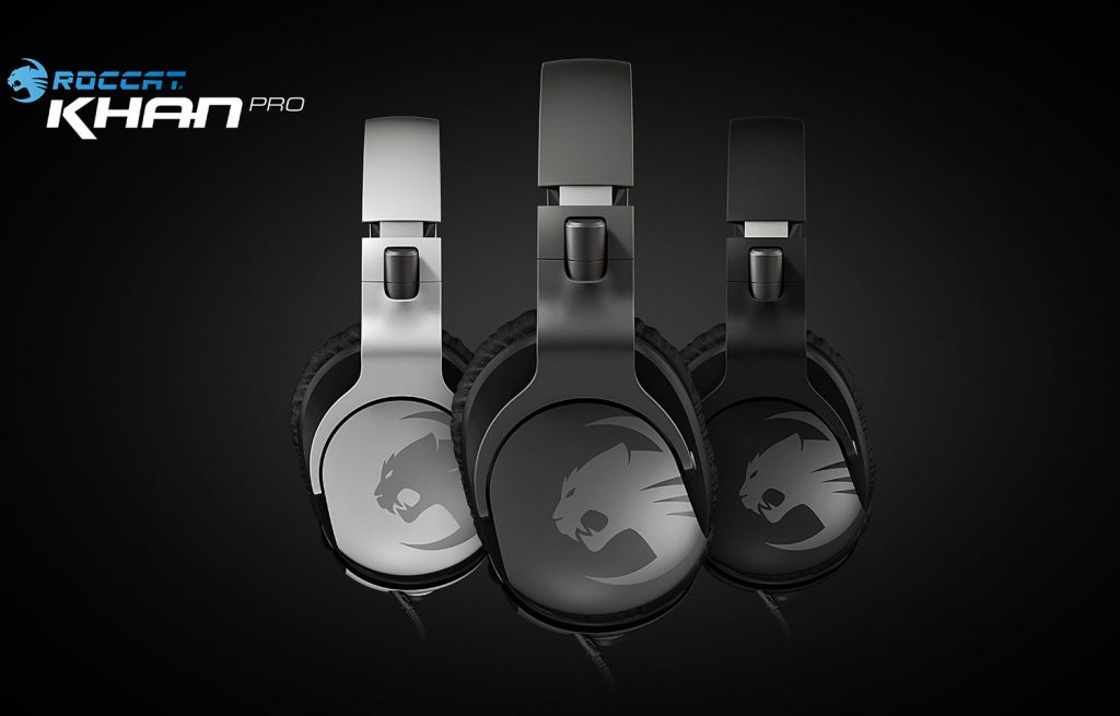Roccat Announces the Khan Pro Gaming Headset