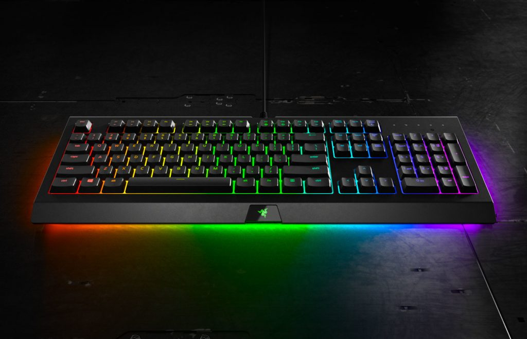 Razer Launched Value-Oriented Cynosa Chroma Keyboards