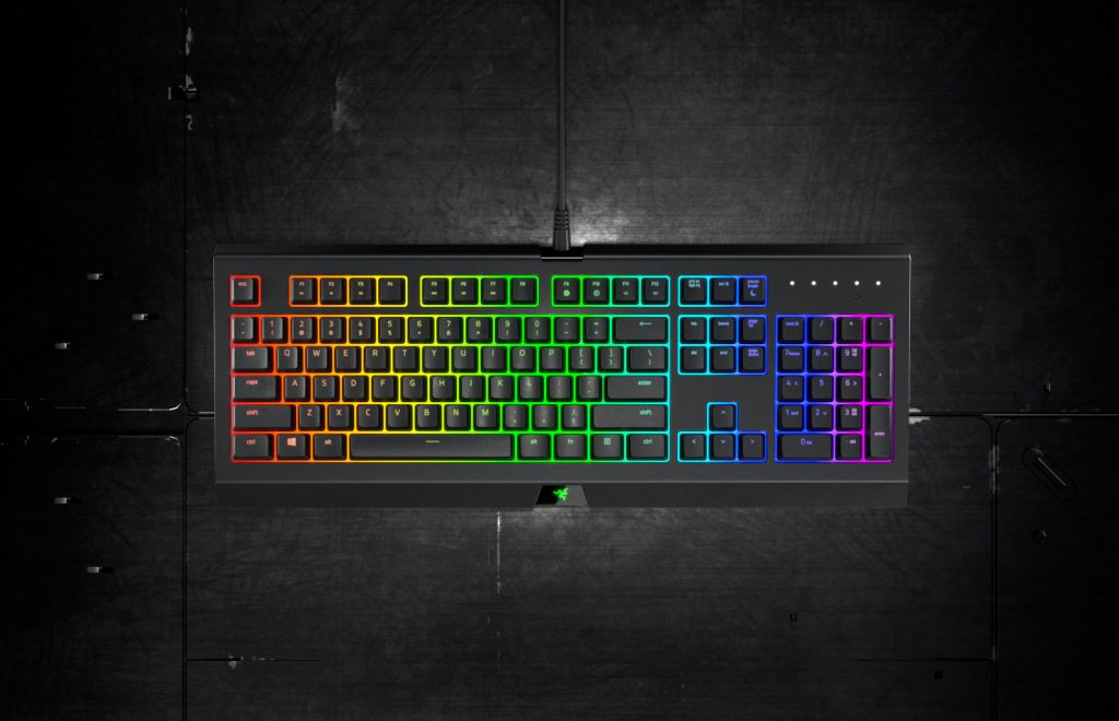 Razer Cynosa Chroma Multicolor Membrane Gaming Keyboard Now Available in India