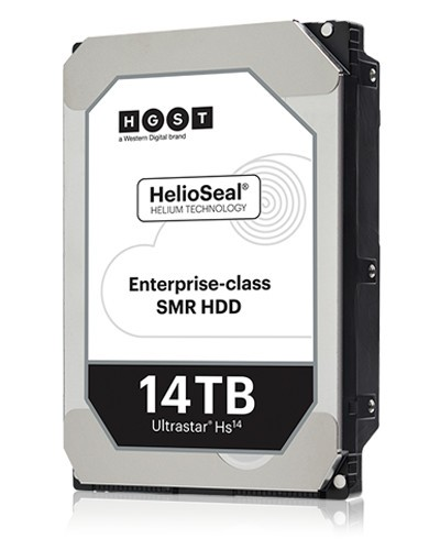WESTERN DIGITAL'S World's First 14tb Enterprise Hard Disk Drives Provide Cloud and Hyperscale Data Centers Big Data Capacity