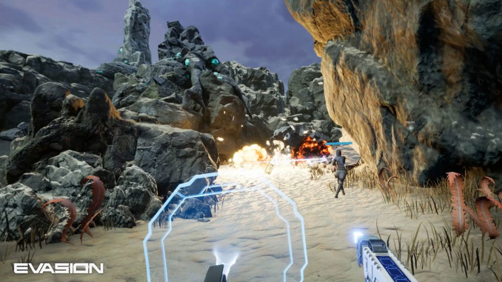 Archiact's Evasion Brings Intense Co-Op Multiplayer Combat to Rift & Vive