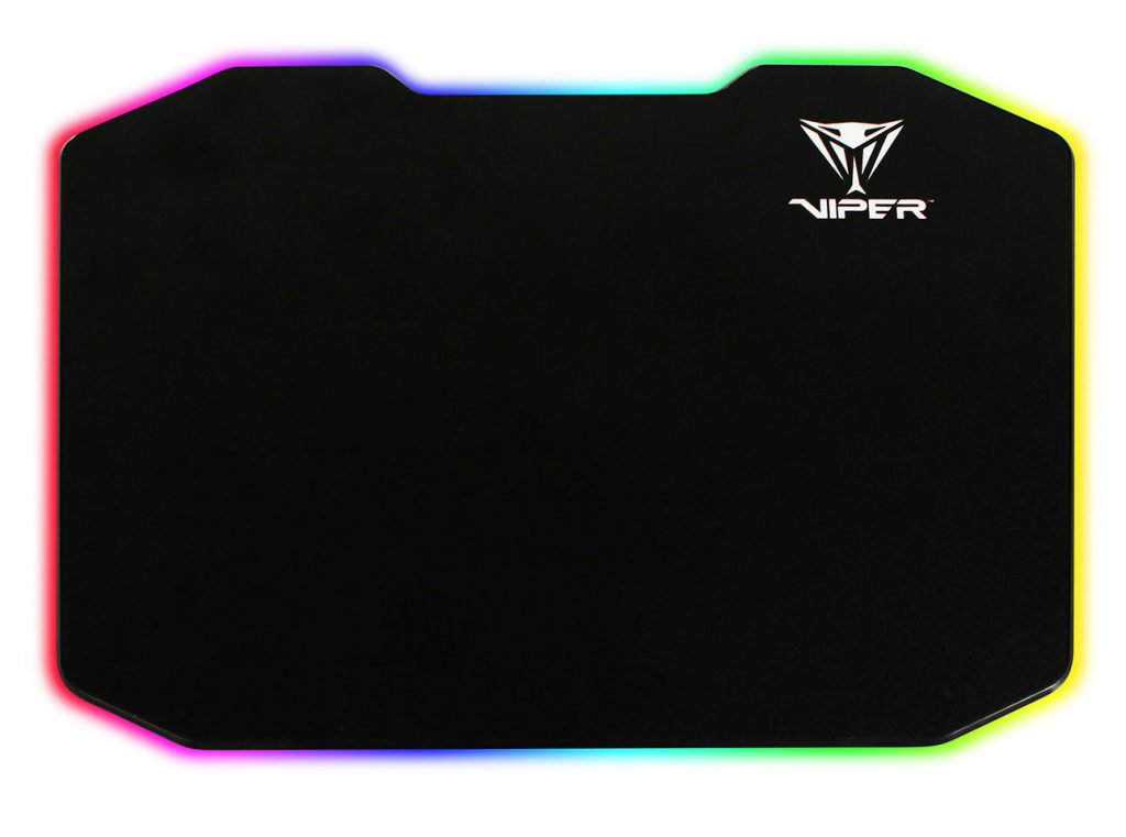 Patriot Announces Viper Series LED Gaming Mousepad