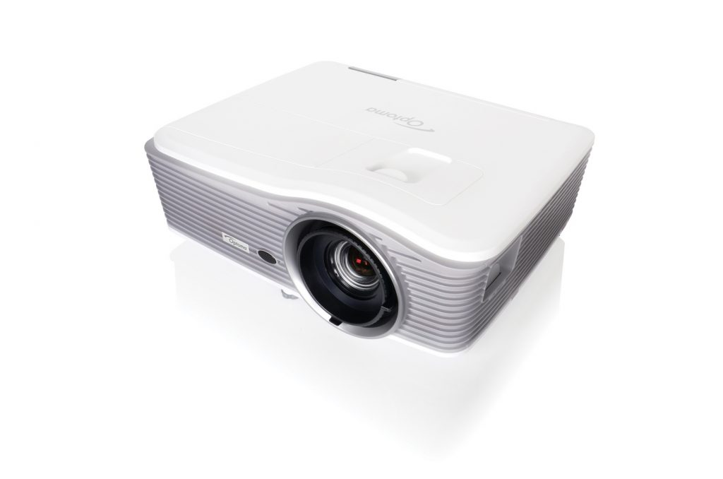 Optoma Adds Short Throw Projectors to its Impressive 515 Series