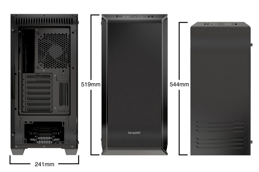 Be Quiet Announces Availability of Dark Base 700 Chassis