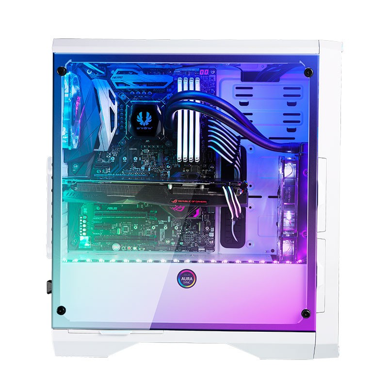 Bitfenix Unveils Enso Case and Alchemy 3.0 Addressable RGB Magnetic LED Strips
