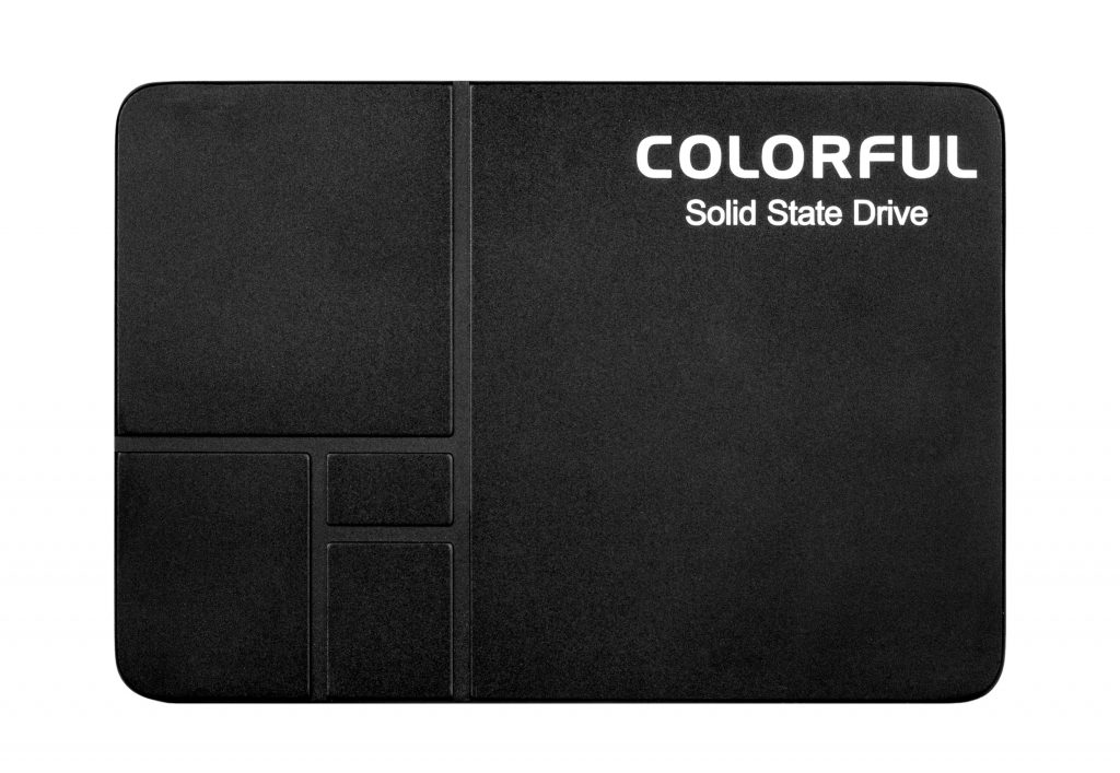 COLORFUL Releases New Plus Series SSD