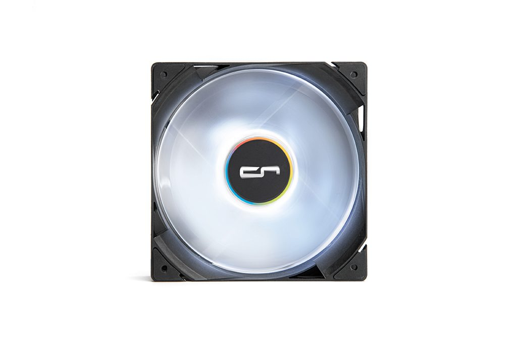 CRYORIG Updates QF120 System Fans with LED Variants