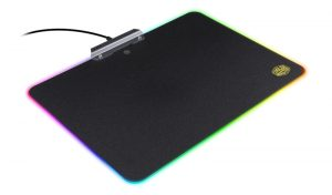 Cooler Master Unveils New RGB Hard Gaming Mousepad