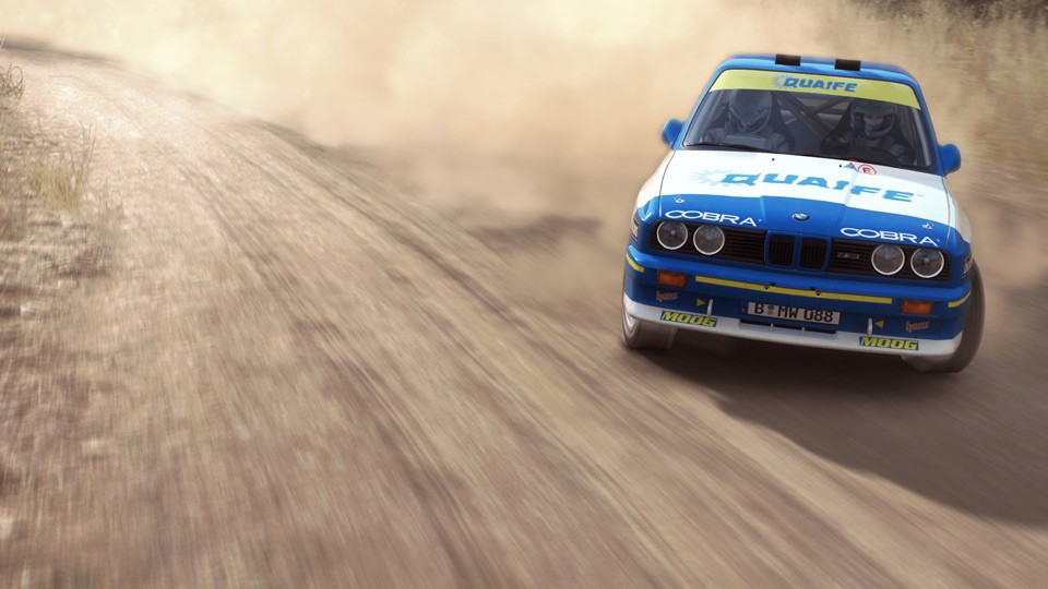 DiRT Rally Release for MacOS on November 16