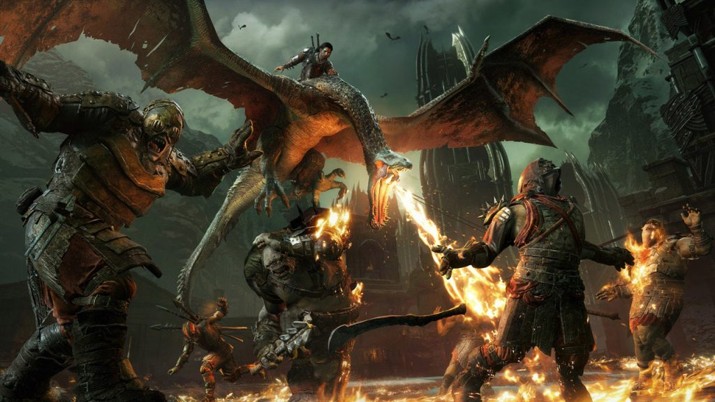 Free DLCs Coming to Middle-Earth: Shadow of War Before the Year Ends