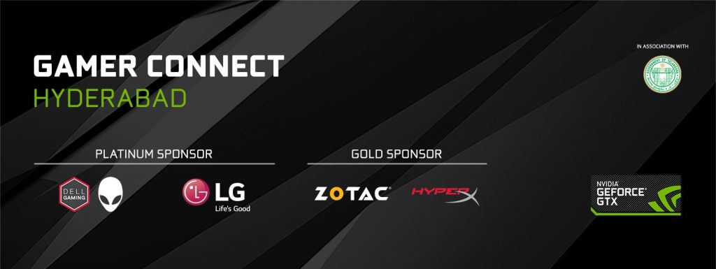 NVIDIA's Gamer Connect 2017 Hyderabad to be inaugurated by the Honorable IT Minister of Telangana