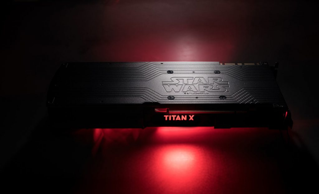 NVIDIA Announces the TITAN Xp Star Wars Collectable Editions