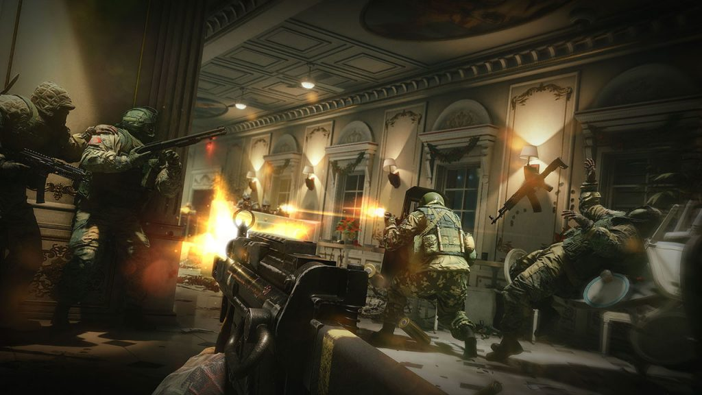 Tom Clancy's Rainbow Six Siege Goes Free to Play for the Weekend