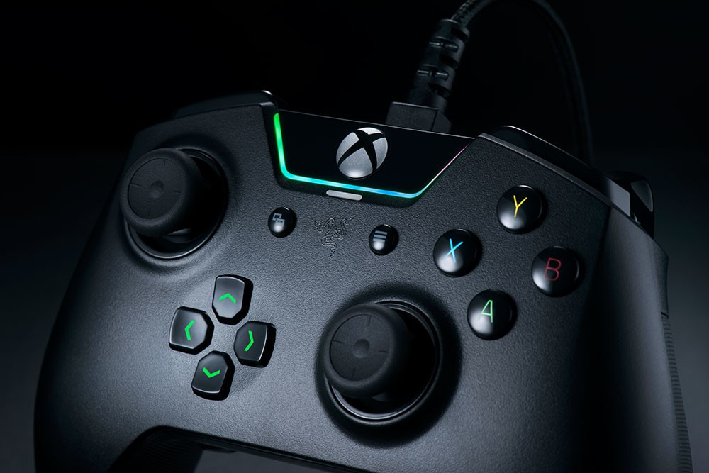 Razer Unveils New Wolverine Tournament Edition Gaming Controller