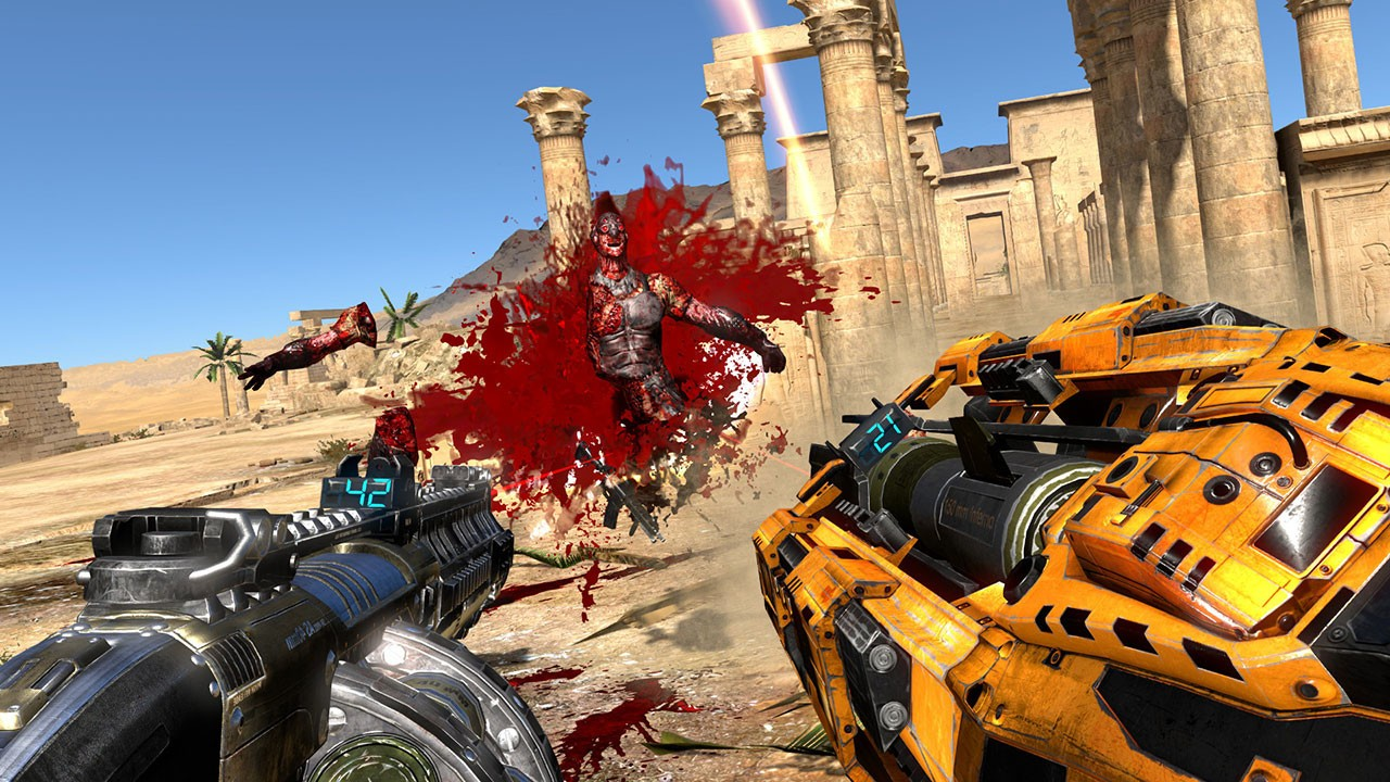 Serious Sam 3 Vr Bfe Launches On Steam With 10 Discount