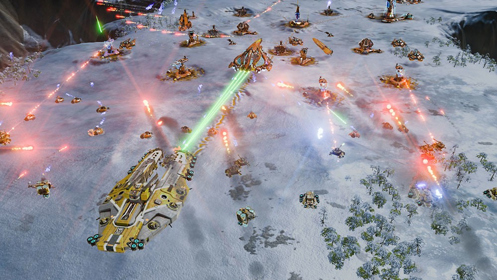 Ashes of the Singularity: Escalation Receives V2.6 Update