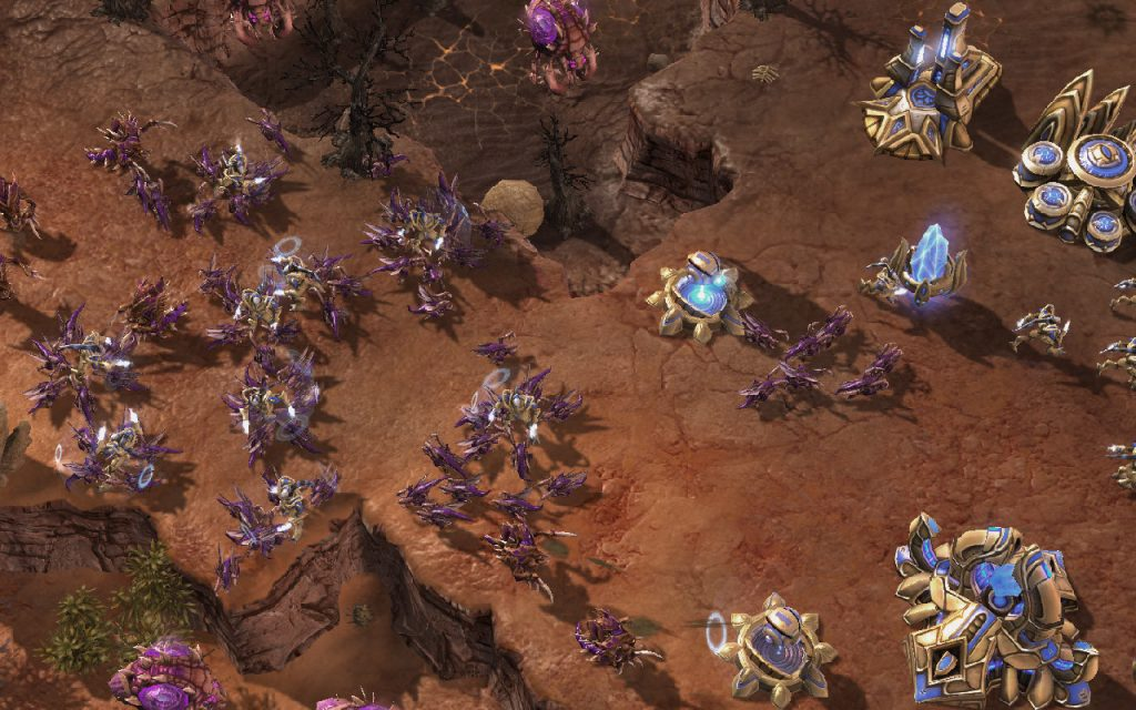 Starcraft 2 becomes free to play starting november 14 for Star craft 2 free 2 play