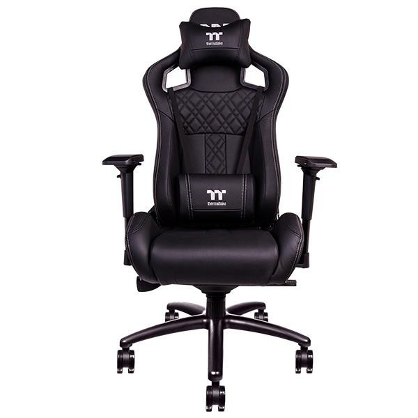 Thermaltake Reveals Two New Gaming Chairs The X FIT and X COMFORT Made from Real Leather