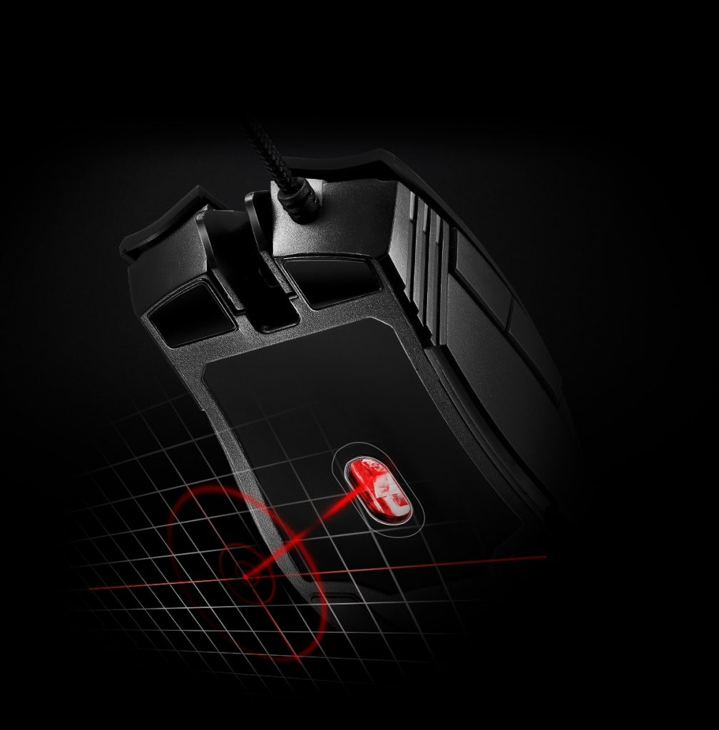 ADATA XPG Presents the INFAREX Mouse and Mousepad Combo Pack